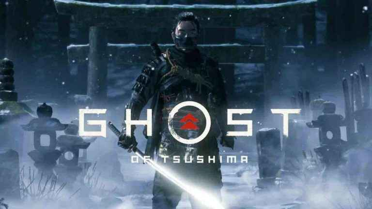 Ghost of Tsushima coming in summer 2020