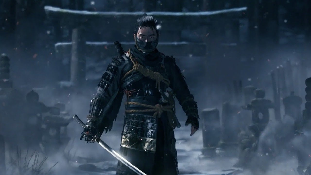 New Ghost Of Tsushima Teaser Trailer Revealed - PlayStation Universe