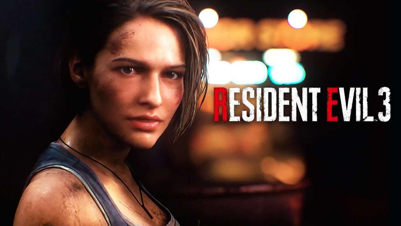 Resident Evil 3 Remake Jill Valentine Face Model Confirmed