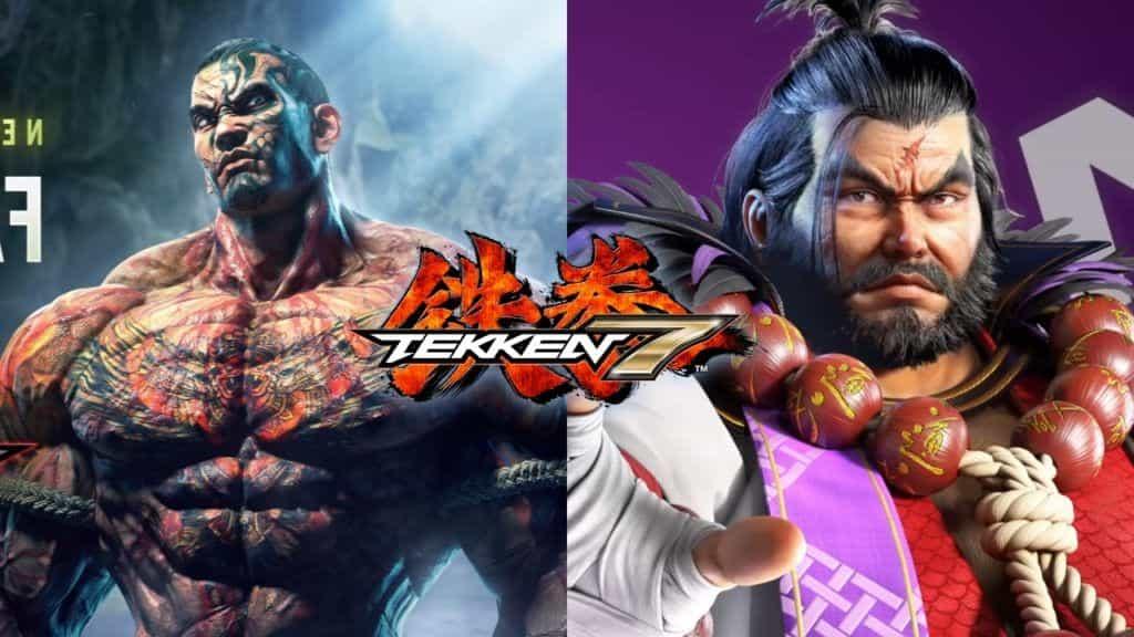 New Tekken 7 Dlc Characters Revealed Leroy Release Date Set