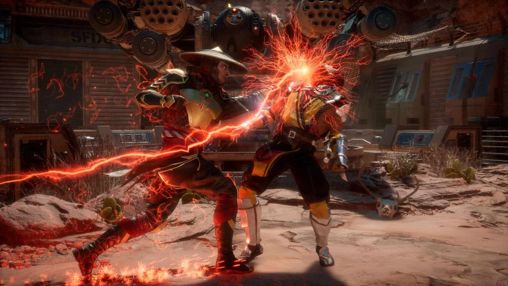 Best PS4 Fighting Game 2019
