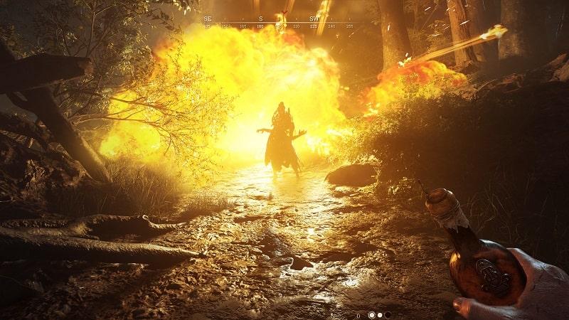 best ps4 horror games hunt showdown