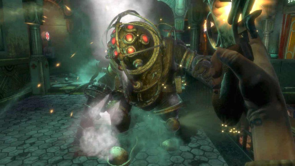 Bioshock Development PS5