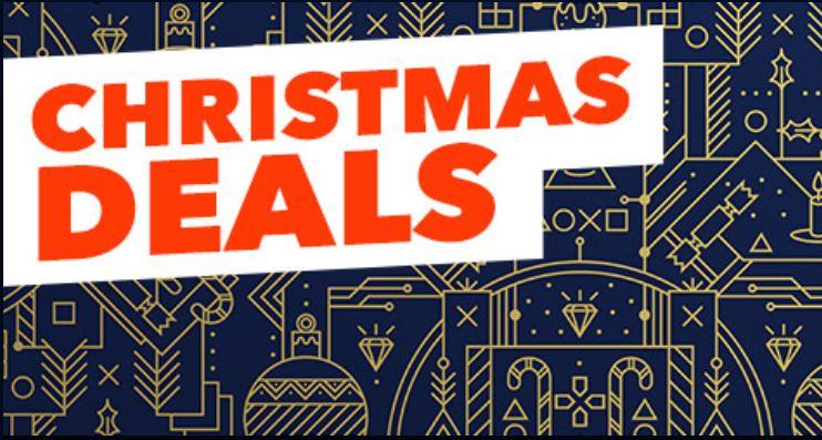 Christmas Deals PS4 Games 2019
