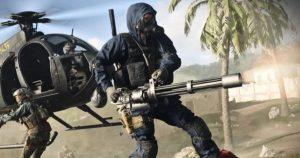 CoD Modern Warfare Patch 1.10