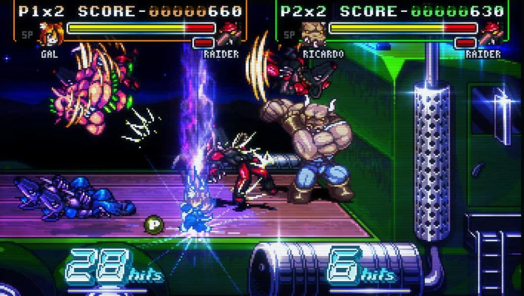 Fight'N Rage PS4 Review 2