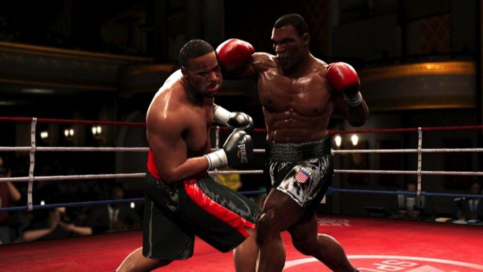 Fight Night Round 4 PS4 1