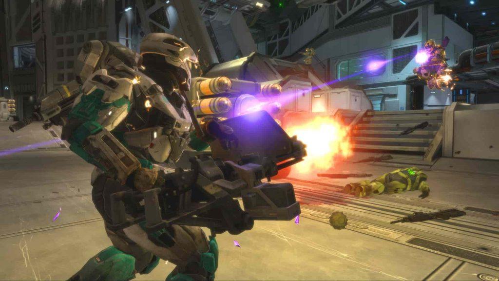 Halo Reach PS4