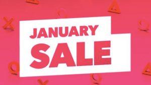 January PSN Sale
