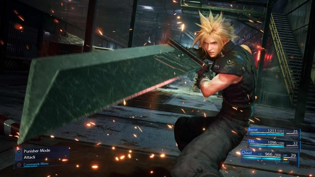 New Dialogue-Driven Final Fantasy VII Remake Trailer Releases