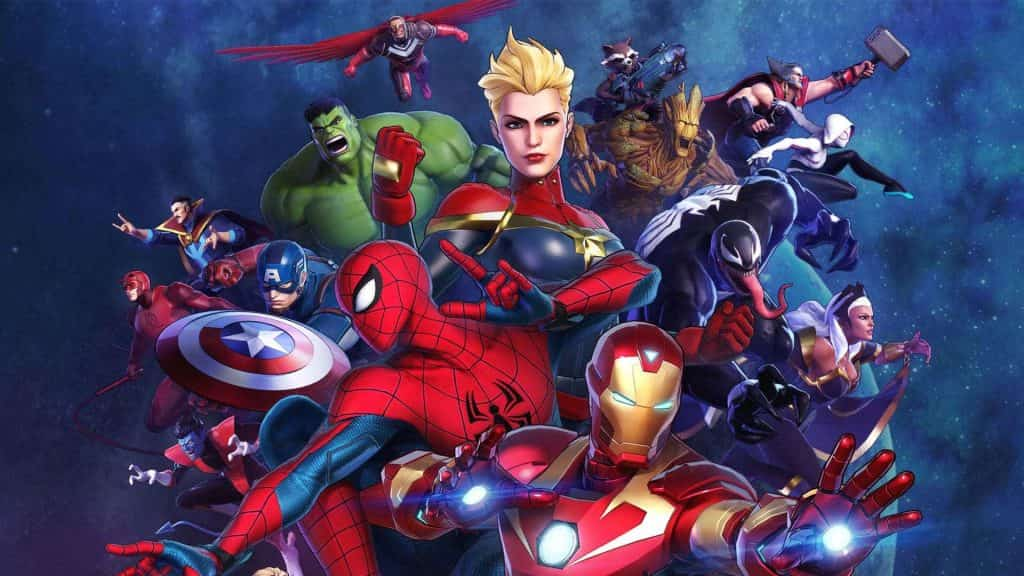 Is Marvel Ultimate Alliance 3 Coming To Ps4 Playstation