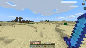 Minecraft PS4 Bedrock Edition