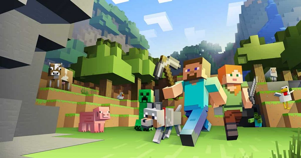 Minecraft Bedrock Edition Ps4 How To Do Minecraft Crossplay Xbox And Ps4 Playstation Universe