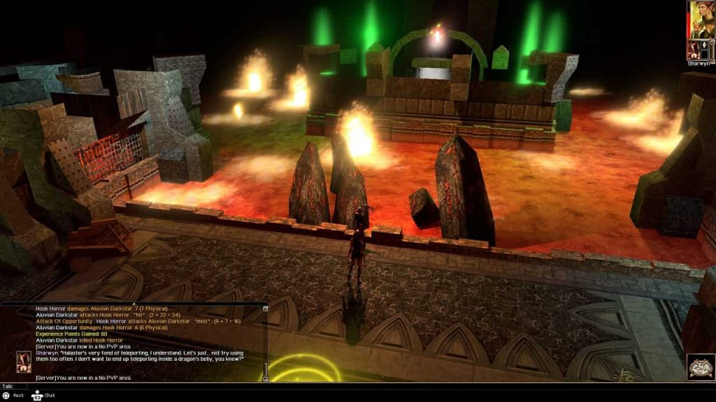 Neverwinter Nights PS4 review 1