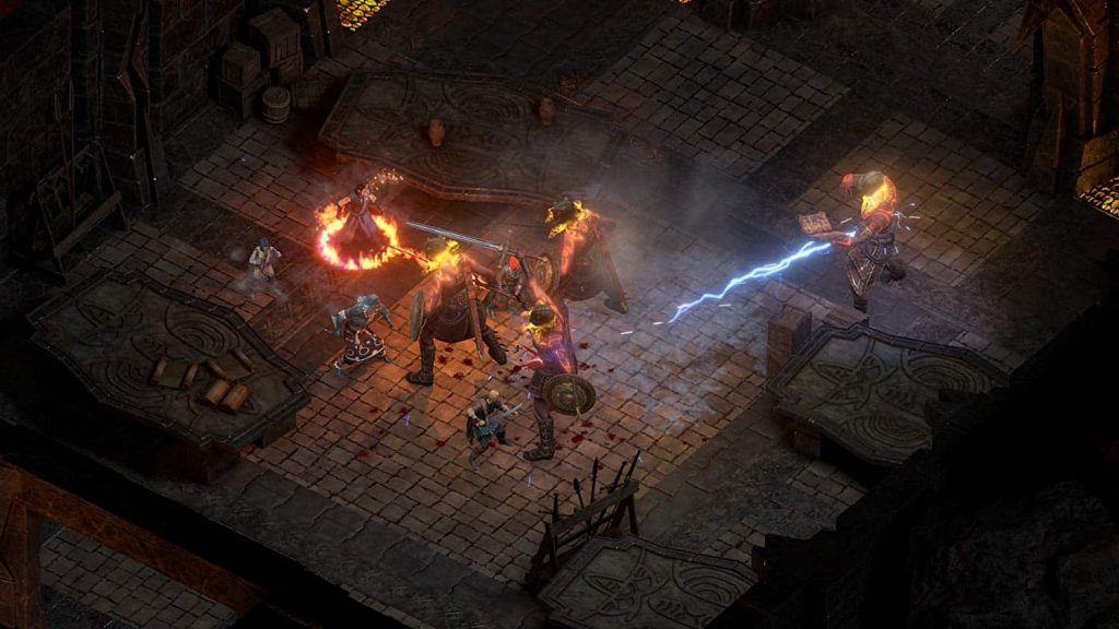 Pillars of Eternity 2 Console Release Date