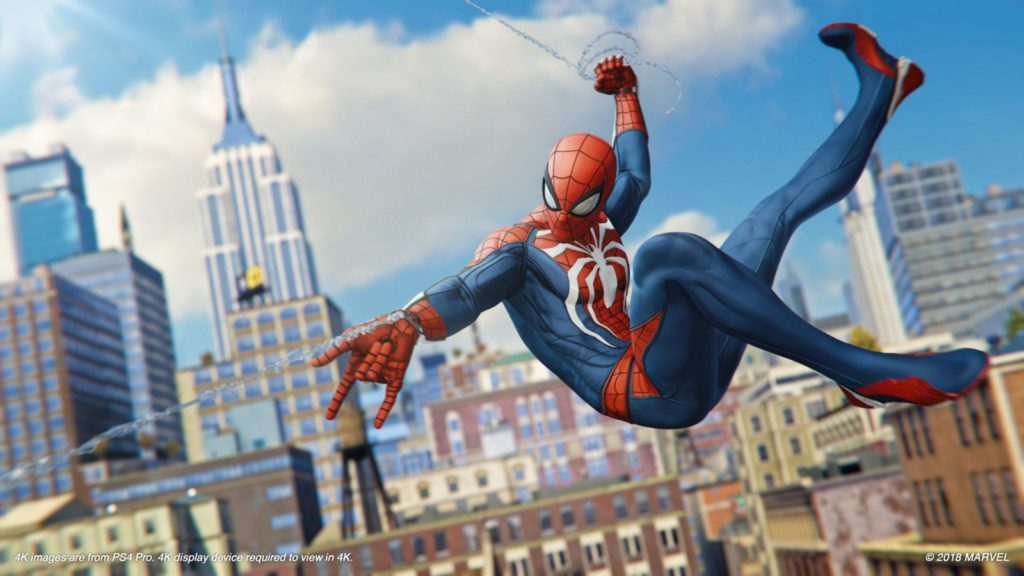Spider-Man 2 PS4 PS5 1