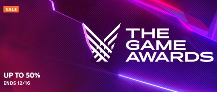 The Game Awards 2019 PSN Sale