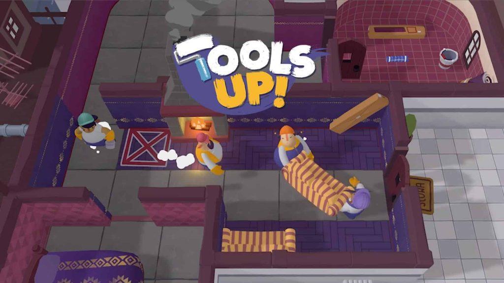 Tools Up PS4