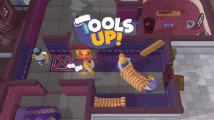Tools Up PS4