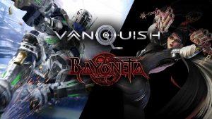 Vanquish Remaster Bayonetta Remaster PS4