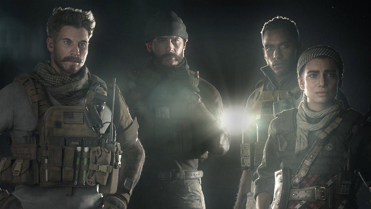 release date for modern warfare 2020