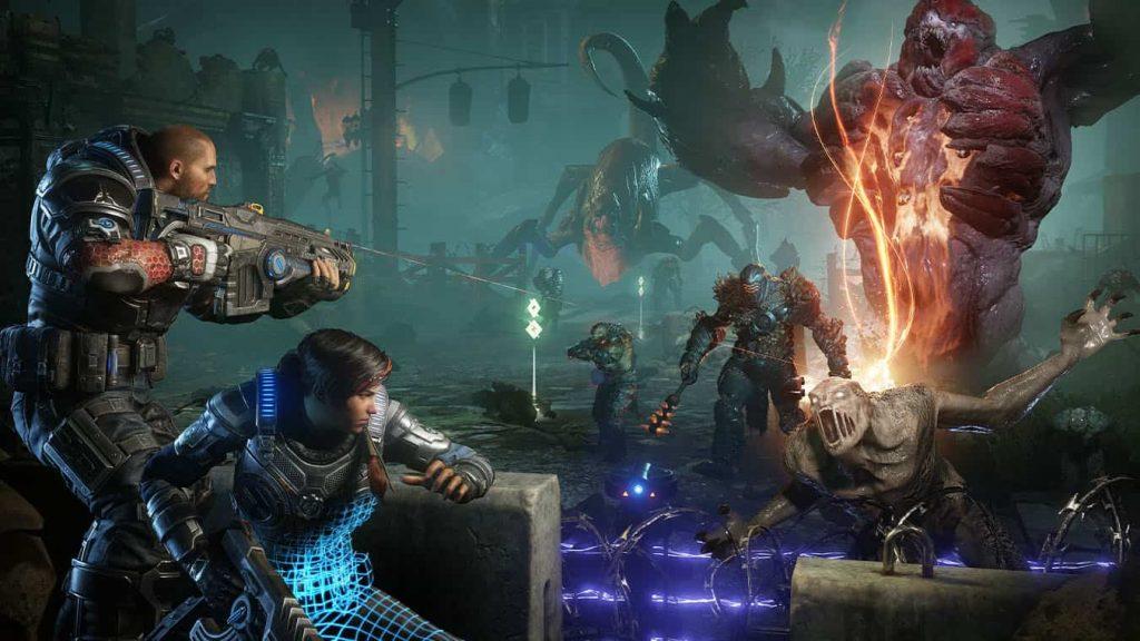 Gears of War 5 PS4