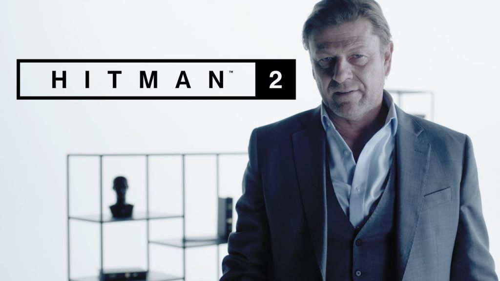 Hitman 2 Brings Back Sean Bean Next Week Playstation Universe