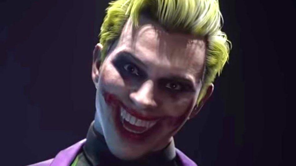 Mortal Kombat 11 Joker Gameplay Unleashed Playstation Universe