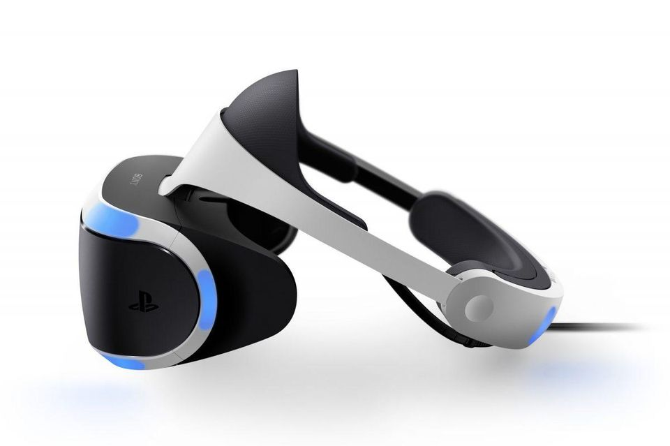 New Psvr 2 Patent Suggests Facial Tracking For More Immersive Experiences Playstation Universe