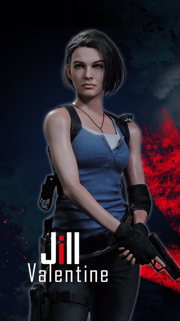 Resident Evil 3 Remake Unveils New Carlos Jill Images