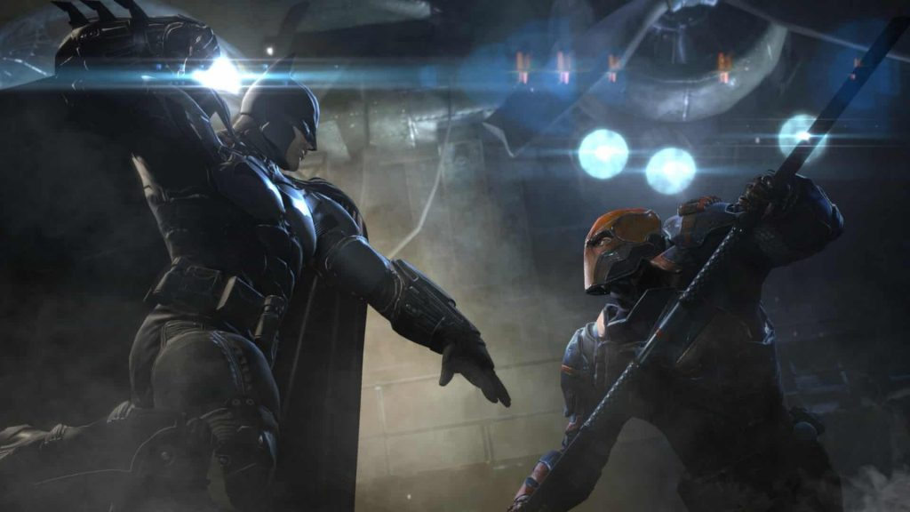 Batman Arkham Origins PS4