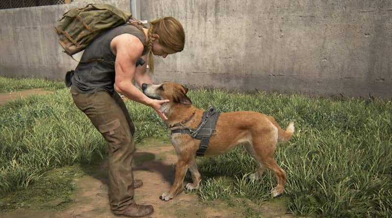 best dogs in games alice
