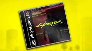 Cyberpunk 2077 PS1