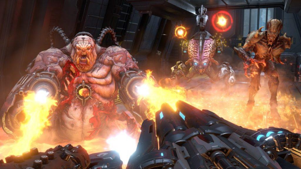 Date de sortie de Doom Eternal