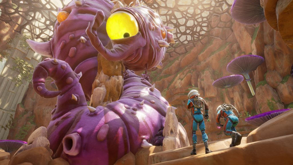 journey-to-the-savage-planet-co-op-explained-shared-resources-skills-equipment-and-more