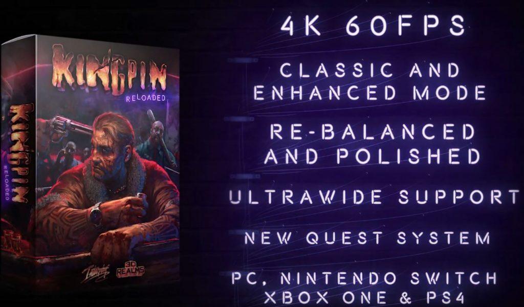 Kingpin Reloaded PS4