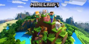 Minecraft PS4 Update