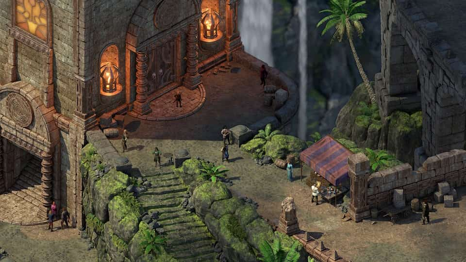 Pillars of Eternity 2 PS4 Review 1