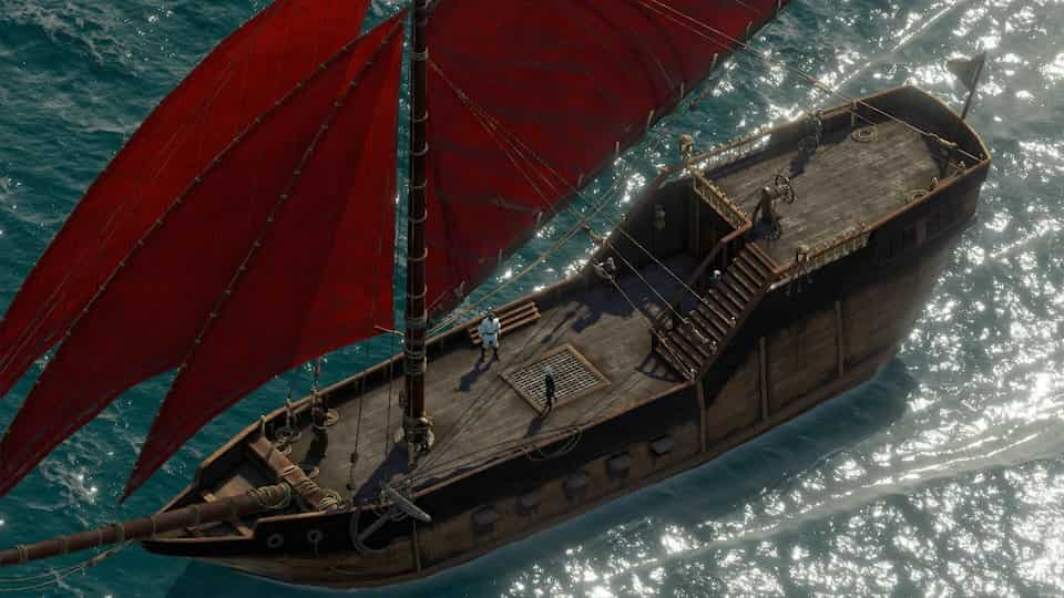 Pillars of Eternity 2 PS4 Review 2