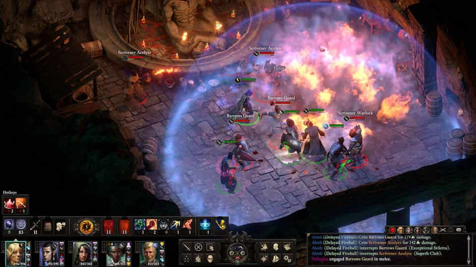Pillars of Eternity 2 PS4 Review 3