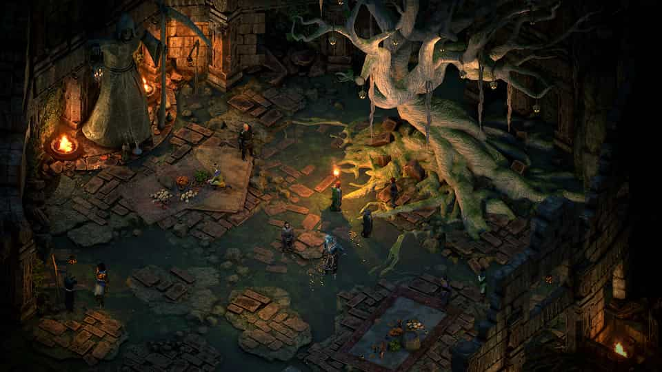 Pillars of Eternity 2 PS4 Review 5