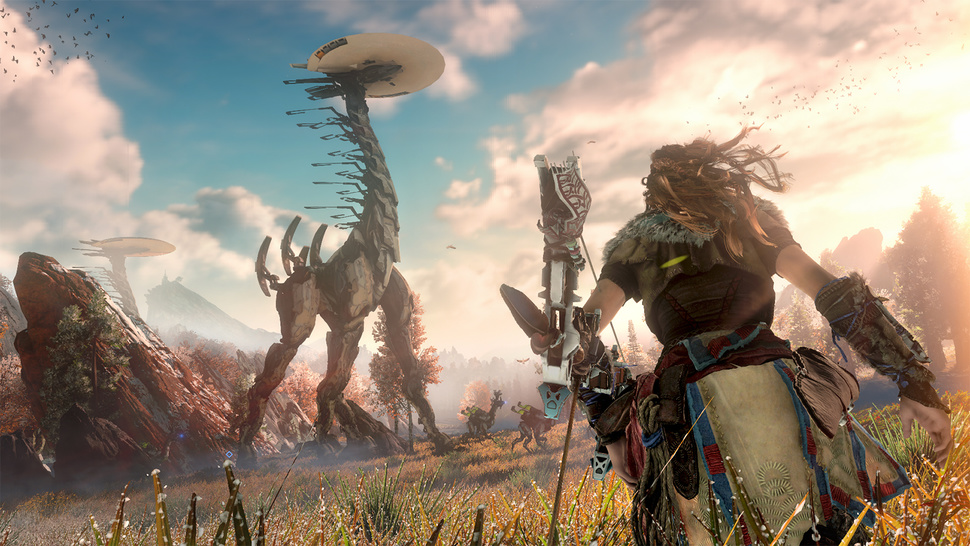 Horizon Zero Dawn reportedly releasing for PC this year
