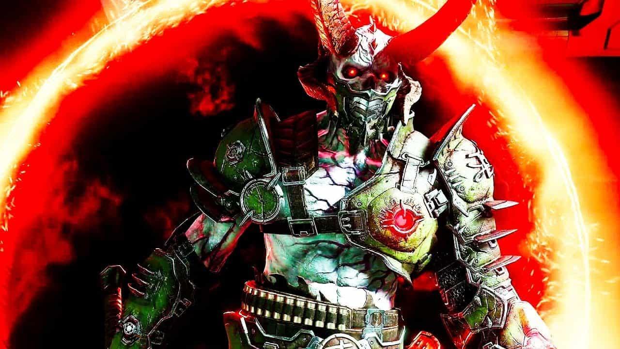 Doom Eternal Post Launch Dlc Plans Teased Playstation Universe