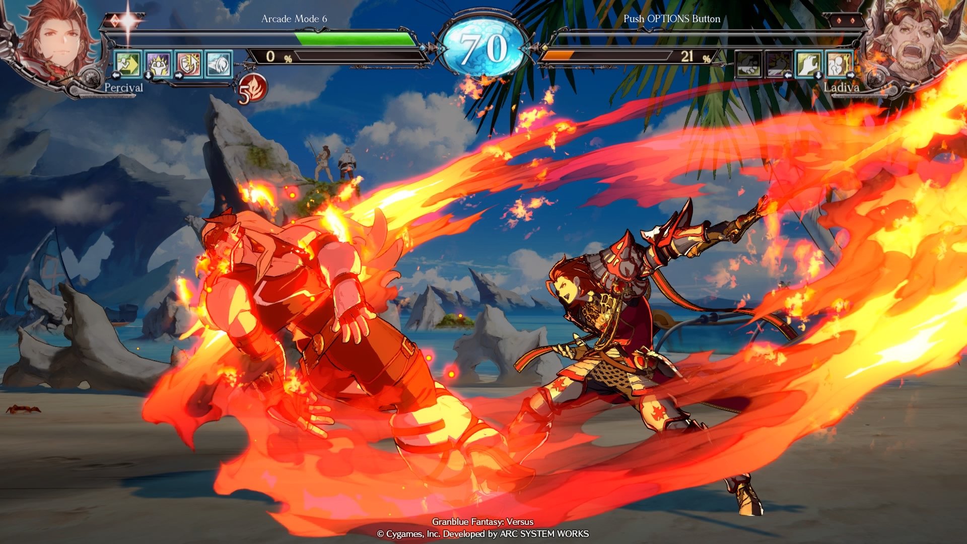 Granblue Fantasy: Versus Review 01
