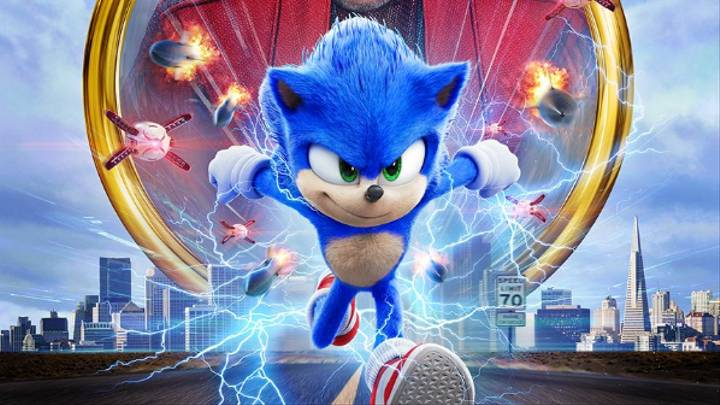'Sonic the Hedgehog' tops the box office; thank you, digital makeover