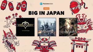 Big in Japan US PSN Sale