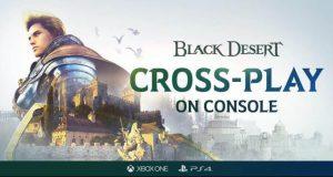 Black Desert Console Crossplay