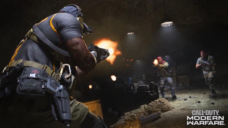 cod modern warfare 2020 release date