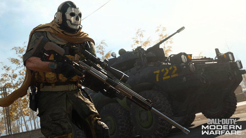 Call of Duty Modern Warfare Update