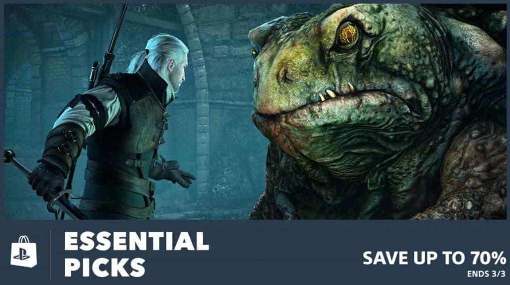 Essential Picks PS Store Sale